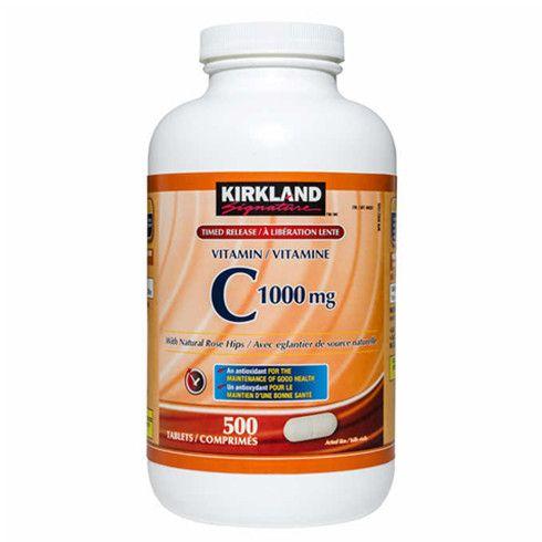 Canada Vitamin C