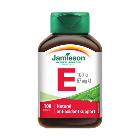 Canada Vitamin E
