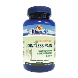Maplelife Joint Less Pain 900mg 100capsules