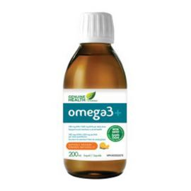 Genuine Health Liquid omega3 Orange 200ml