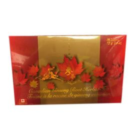 Uncle Bill Canadian Ginseng Root Herbal Tea 36bags 72g