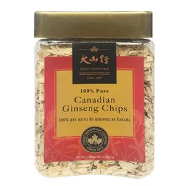 GM Ginseng Chips 227g
