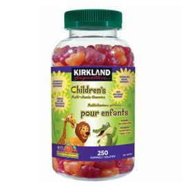 Kirkland Signature Children's Multivitamin Gummies 250 gummies