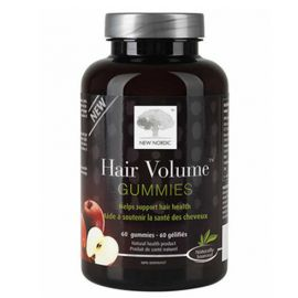 New Nordic Hair Volume Gummies  60 Gummies