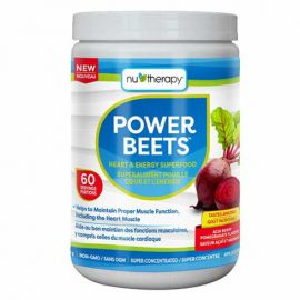 Nu-Therapy Power Beets Heart and Energy Superfood  330g powder