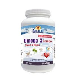 Maplelife Omega-3 Combo Seal Oil  Complex 700mg 120softgels