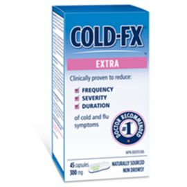 Cold-FX Bottle in Box-Ex Strength 45 caps