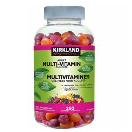 Kirkland Signature Adult Multi-vitamin Gummies 250 Gummies