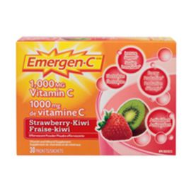 Emergen-C Strawberry-Kiwi 30 singles/box