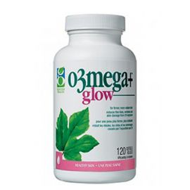Genuinehealth Omega3+ Glow 120softgels