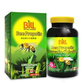 Bill Bee Propolis 500mg 100softgels