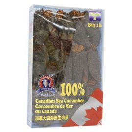 Uncle Bill Canadian Sea Cucumber Grade H (Box) 454g