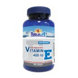 Maplelife Vitamin E 400IU Natural-100 softgels