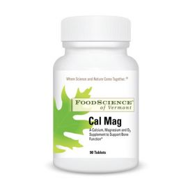 Food Science Cal Mag 90tablets