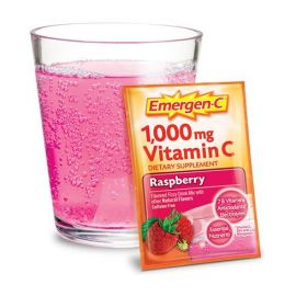 Emergen-C Original Formula Raspberry 30packets