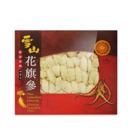 SM Pure Canada Ginseng Slices - large 100g