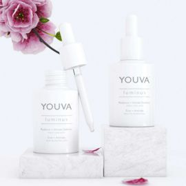 Youva Luminus Vitamin C+ Serum Duo-pack 2 x 30ml (1.1 oz.)