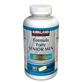 Kirkland Signature Formula Forte Senior Men 365 tablets