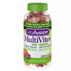 Vitafusion MultiVites Adult Multivitamin Gummies 250 gummies