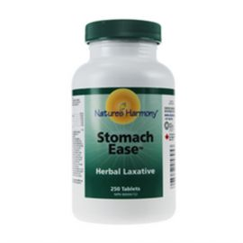 Nature's Harmony  Stomach Ease Herbal Laxative 250 tablets