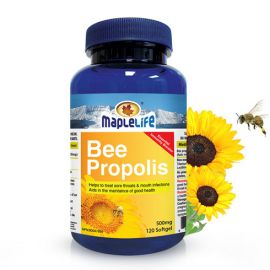 Maplelife Bee Propolis 500mg 120caps