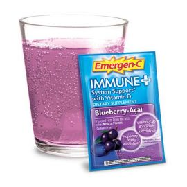 Emergen-C Immune Blueberry Acai 24packets