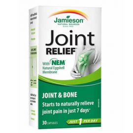 Jamieson  JointRELIEF Joint & Bone  30 Capsules