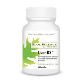 Food Science Liver-DX 60capsules