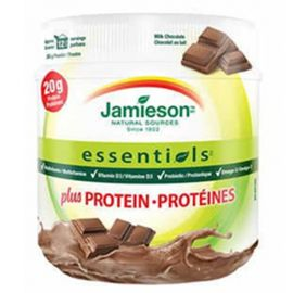 Jamieson essentials Plus Protein Milk Chocolate  355 g