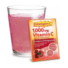Emergen-C Original Formula Cranberry-Pomegranate 30packets