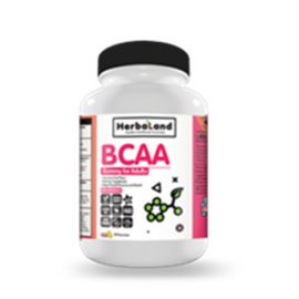 Herbaland BCAA Gummies - Summer Fruit 80 Gummies