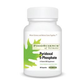 Food Science Pyridoxal 5-Phosphate 60capsules