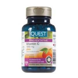 Quest Vitamin C 1000mg Timed Release 120tablets