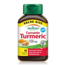 Jamieson Curcumin Turmeric - Value Pack 90 count