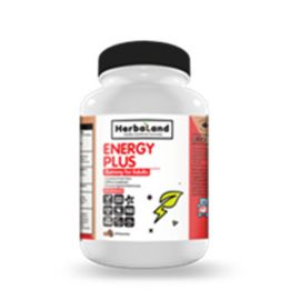 Herbaland Energy Plus Gummies 80 Gummies