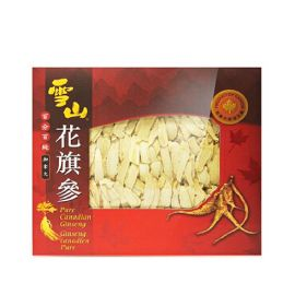 SM Pure Canada Ginseng Slices - medium 100g