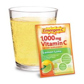 Emergen-C Original Formula Lemon Lime 30packets