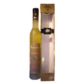 Motry Icewine Frosted Bottle with Golden color Gift Box 375ml