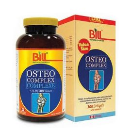 Bill Osteo Complex 475mg 300softgels