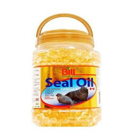 Bill Seal Oil Omega-3 500mg 1000softgels