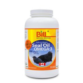 Bill Seal Oil Omega-3 500mg 500softgels