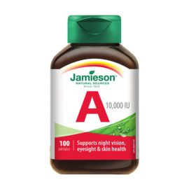 Jamieson Vitamin A 10000IU 100softgels
