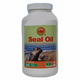 Coni Seal Oil 500mg 500softgels.