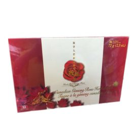 Uncle Bill Canadian Ginseng Rose Herbal Tea 36bags