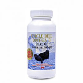 Uncle Bill Omega-3 Seal Oil 500mg 100softgels