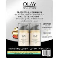 Olay Total Effects Anti-Aging SPF 15 Moisturizer 50 mL, 2-count