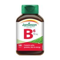 Jamieson Vitamin B6 (Pyridoxine) 50mg 100tablets