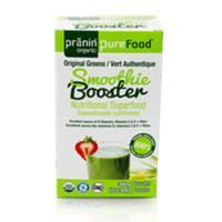 Pranin Organic PureFood Smoothie Booster-Org Grn 12x30g