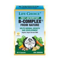 Life Choice Next Generation B Complex 60 Vcaps