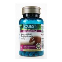 Quest for Health - Canadian Magnesium Bisglycinate 90 veg caps